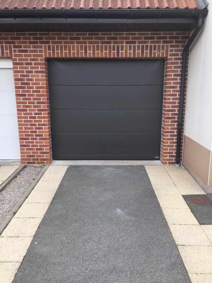 Porte de garage SDA